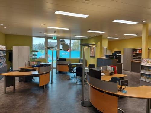 Büro-oder Gewerberäumlichkeit a 114m2 im Zentrum Bäregg, Langenthal zu vermieten