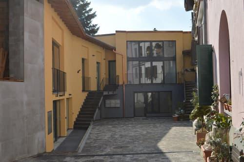 COLLINA D'ORO - SCAIROLO: 1.5 LOCALI STUDIO/UFFICIO SENZA CONGUAGLIO