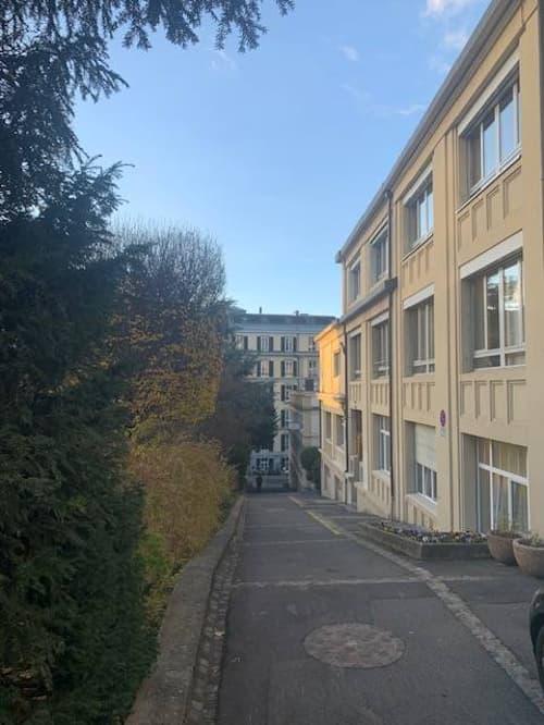 Surface administrative de 168 m2 à louer au centre de Lausanne