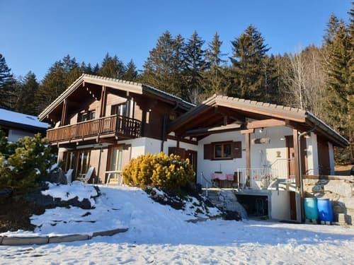 "Location de vacances: Chalet ""Câlin-Alpin""- Arbaz- Anzère"