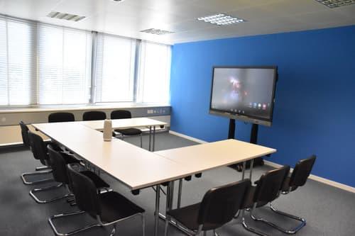 Sharing Meeting- & Praxisräume im Seefeld (1)