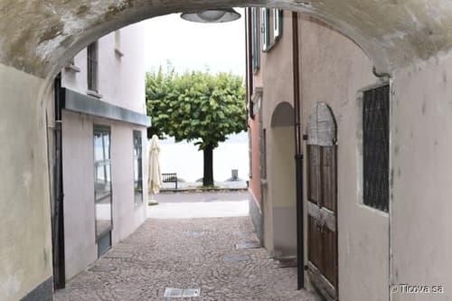 CAMPIONE D'ITALIA:TRIPLEX NUOVO con terrazzo, a pochi passi dal lago d