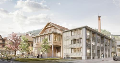 Montreux: Bureaux / local commercial de 188 m²
