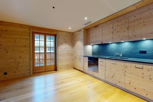 2½ Zimmer-Neubauwohnung im faszinierendem Chalet