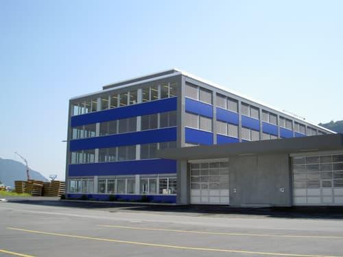 Helles Büro 45 m2
