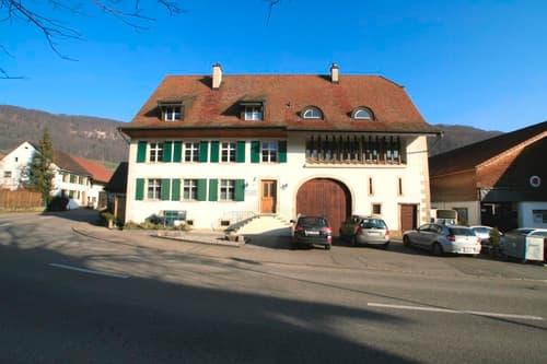Wohnen in historischem Bauernhaus im Dorfkern