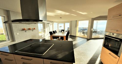 Cuisine, Living et Terrasse