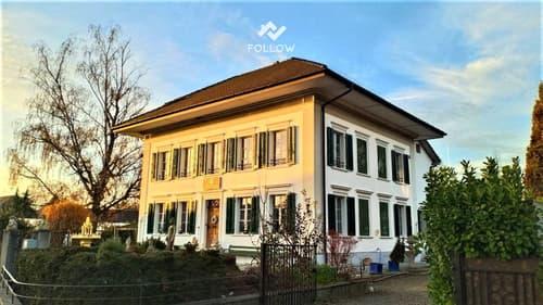 Eine Villa zum Wohnen und Arbeiten