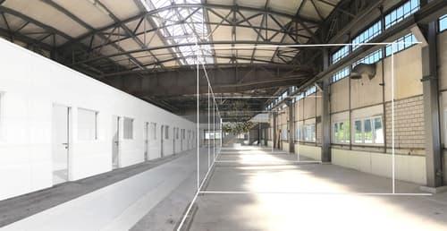 Raum in Raum (Visualisierung)