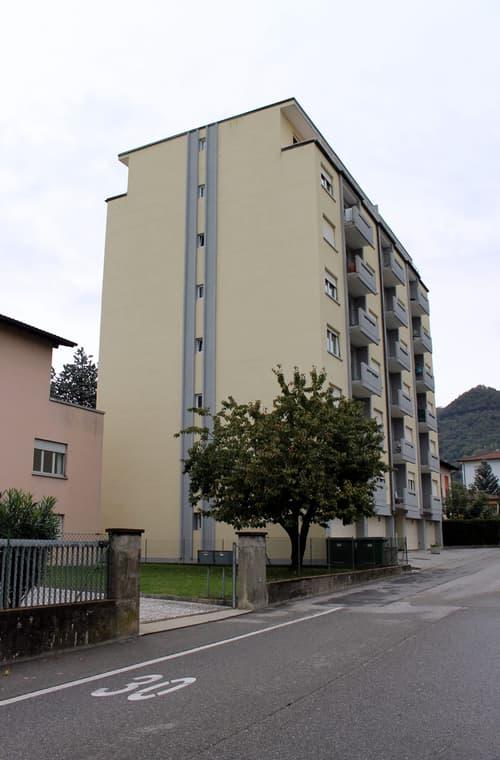 Palazzina di 26 appartamenti a Balerna