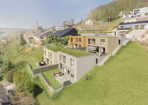 Maisonette-Terrassenwohnungen mit fantastischer Aussicht!