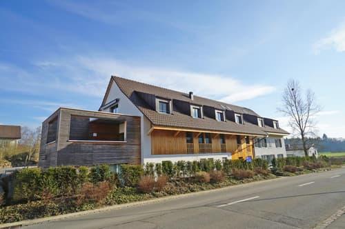 4.5-Zimmer-Dachmaisonette-Wohnung in Riniken