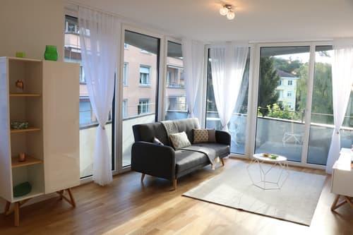 Appartement meublés 2.5p - Lausanne