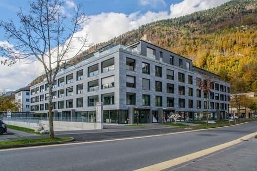 Laden- / Bürofläche im Jungfrau Center
