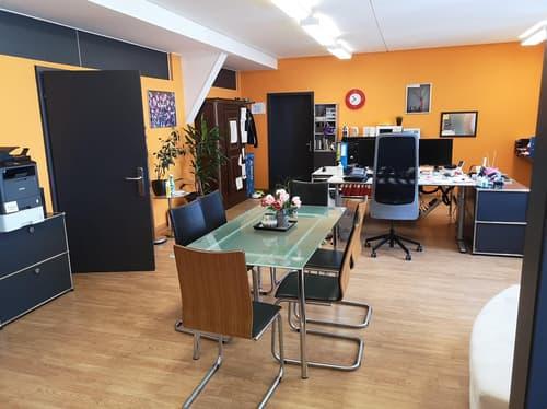 Hier wartet Ihr neues Büro auf Sie!