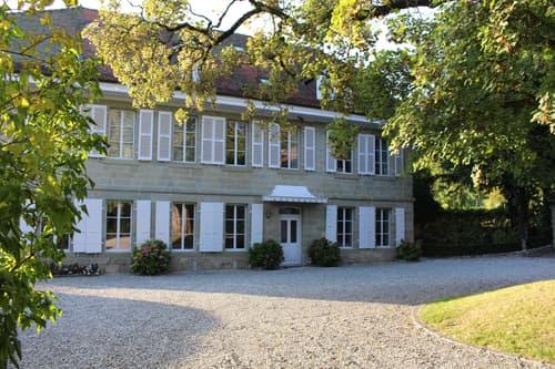 Rare Maison de Maître au portes de Lausanne (1)