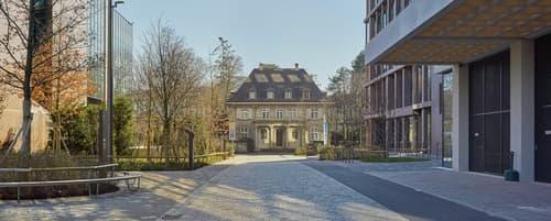Stadthaus am Parkweg 21