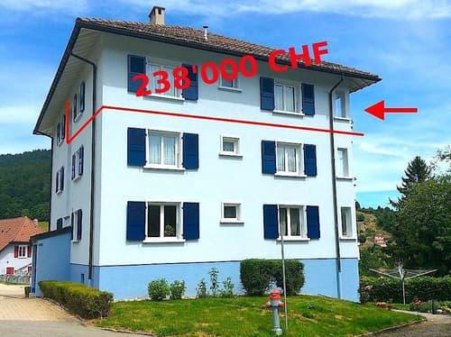 Bel appartement de 3.5 pièces avec vue panoramique