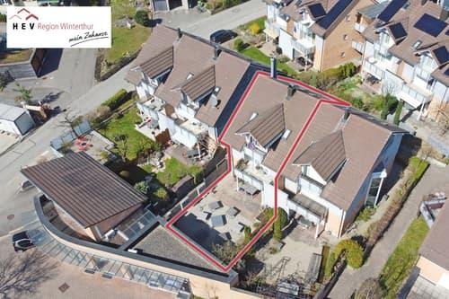 5.5 Zimmer-Reiheneinfamilienhaus an zentraler Lage