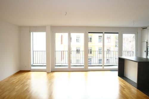 Vastes et lumineux appartements de 4.5 pièces avec grand balcon, pr...