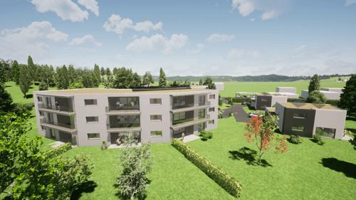 2108 Couvet/NE New Vente appartements neufs PPE 4,5 pièces