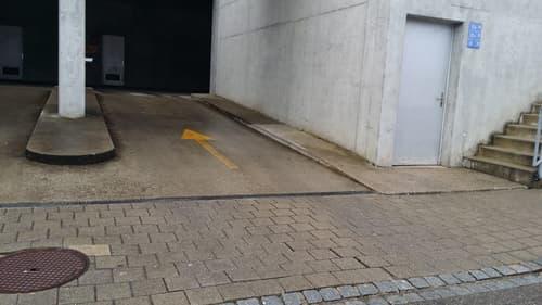 Tiefgaragenparkplatz Nr. 175