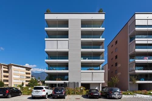 Affittasi parcheggio coperto in moderna e nuova residenza
