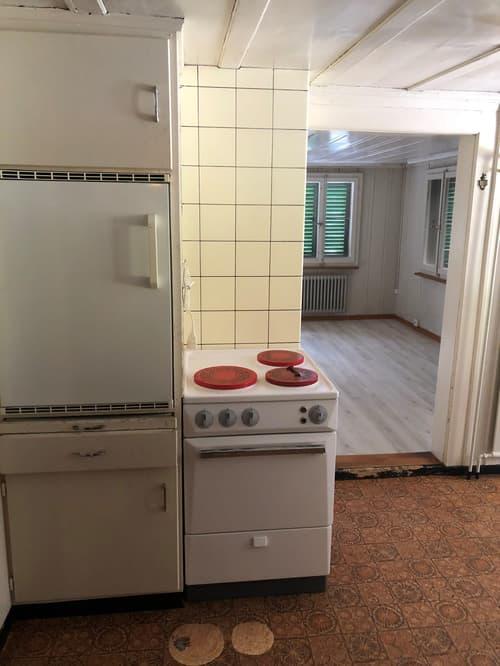 Gut erhaltene 6-Zimmerwohnung sucht Nachmieter!