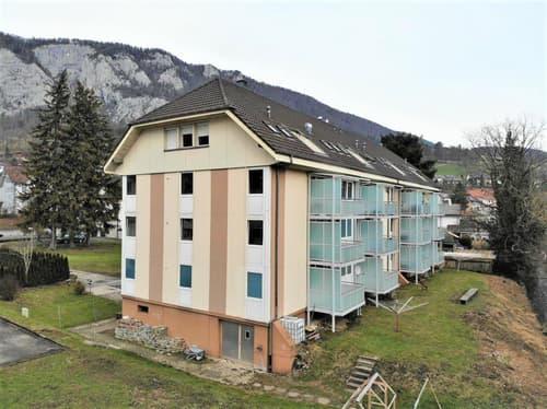 1. Monat Gratis Miete 1 Zimmerwohnung in Welschenrohr zum vermieten