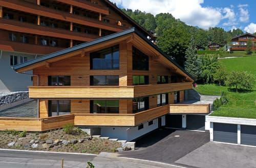 Aussergewöhnliches Einfamilienhaus Residence Isch, in Grindelwald