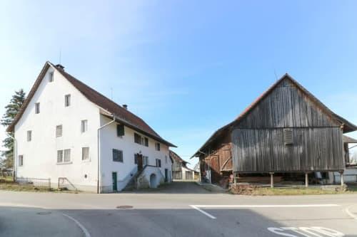 Historisches Weinbauernhaus mit Ökonomiegebäude, Schopf und Baulandreserve