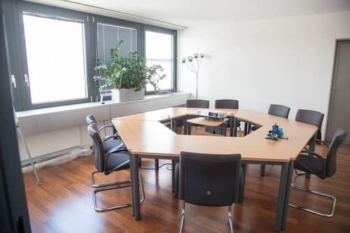 137 m2 hochwertige Büroräume per sofort (4 Büros)