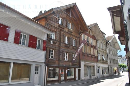 Wohn- und Geschäftshaus mit 3 Einheiten