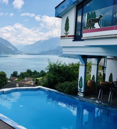 Villa for rent in Interlaken/Krattigen