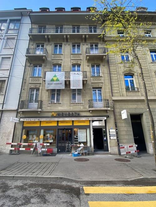 4 chambres meublées situées au centre-ville de Fribourg