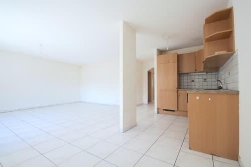 Appartement de 3.5 pièces en plein centre du village