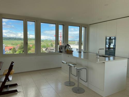 Luminous and exclusive attica apartment in Zürich Affoltern (1)