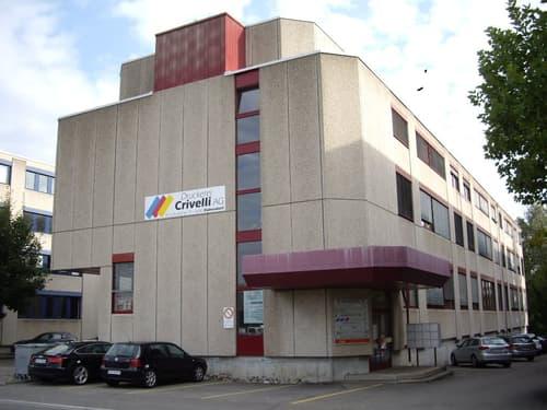 helles, ruhig gelegenes Büro per 1. Oktober 2021 zu vermieten