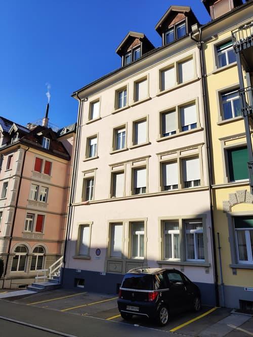 Möblierte 1.5-Zimmer-Wohnung, zentral gelegen