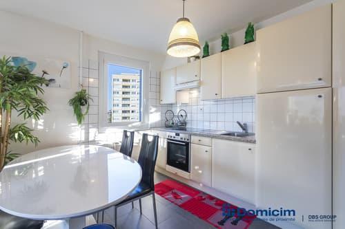 Appartement de 3.5 pièces rénové en 2019