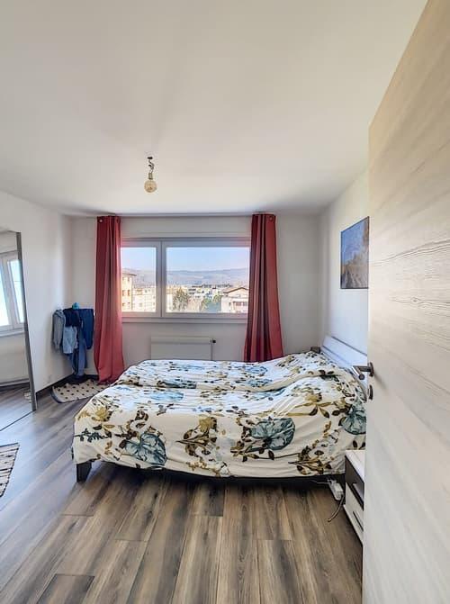 Appartement rénové 3.5 pces