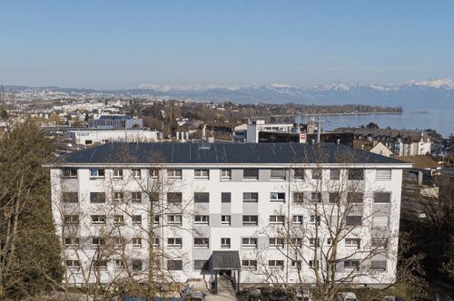 Fraction d'immeuble (quote-part) – inscription au registre foncier