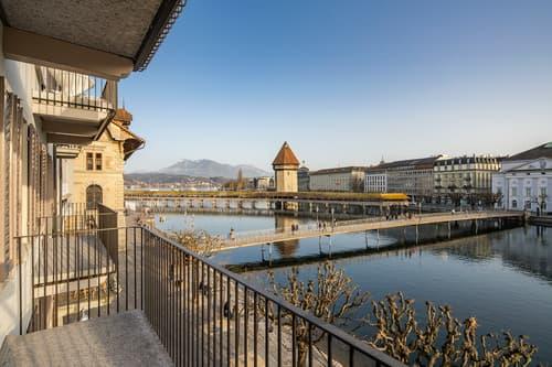 RESERVIERT: Ihr neues Zuhause in der Altstadt von Luzern