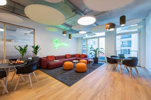 Spoom - flexibility for work 3er Office