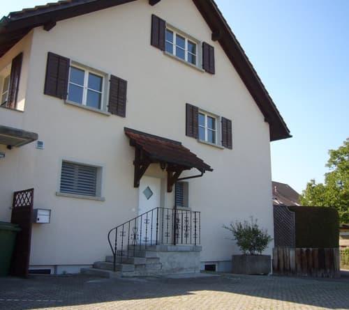 5.5 Zimmer Einfamilienhaus im idyllischen Bisikon