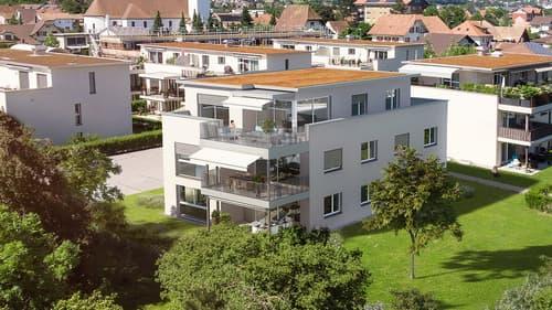 Moderne 4.5-Zimmer Wohnung in ländlicher Lage