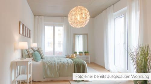 Nah am See und den Bergen - moderne 1½-Zimmer Wohnung mit Charme