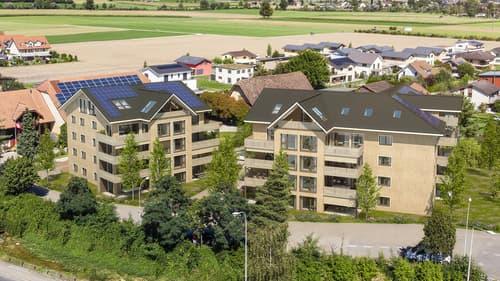 Regional - zentral - ideal - Ihr neues Zuhause in Alberswil