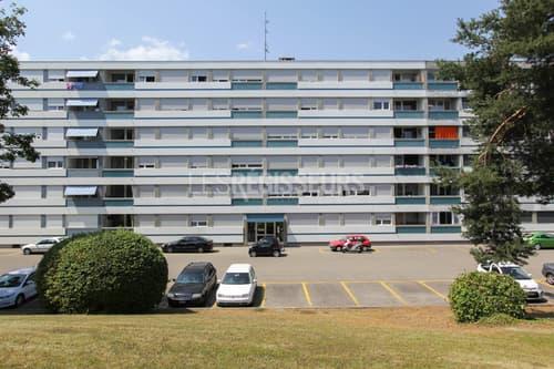 Appartement situé au coeur du quartier de Meyrin