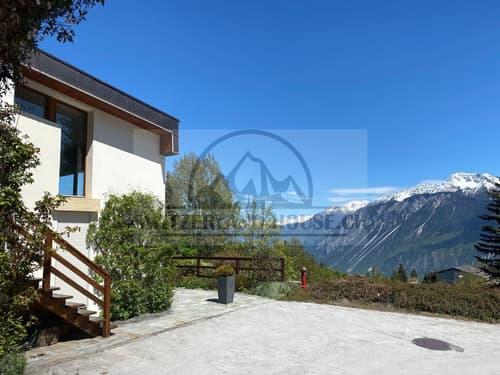 Magnifique villa individuelle avec vue dominante (1)